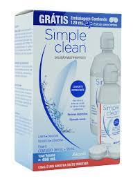 simple clean com ml ml estojo callfarma simple clean com 360ml 120 ml estojo