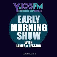 Early Morning Show with James & Jessica