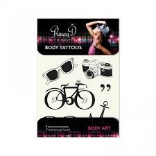 Accessories <b>Переводная тату для тела</b> Оригинальный