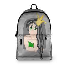 Рюкзак 3D Грустная <b>принцесса</b> #2708764 – рюкзаки с принтами в ...