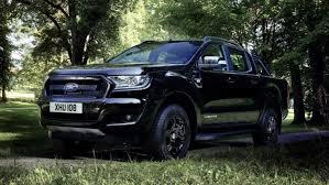 Во Франкфурт едет «чёрный» пикап Ford Ranger Black <b>Edition</b> ...