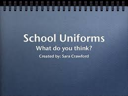 Persuasive Speech On School Uniforms Against It   persuasive essay     Free Essays and Papers