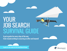 recruitment job placement services for job seekers execu search the job search survival guide