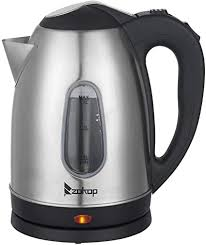 <b>ZOKOP HD-1802S 220V 2000W</b> 1.8L Stainless Steel Electric Kettle ...
