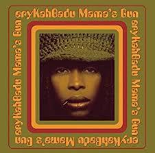 Erykah Badu, <b>Erykah Badu</b> - <b>Mama's</b> Gun - Amazon.com Music