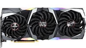 Обзор <b>видеокарты MSI GeForce RTX</b> 2080 Super Gaming X Trio (8 ...