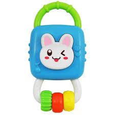 Купить погремушку <b>Подвес Baby Mix</b> Rabbit 400061 в интернет ...