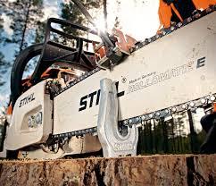 English: <b>Sharpening</b> STIHL Saw Chains