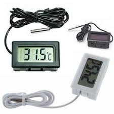 Digital LCD Fish Tank Waterproof Temperature Thermometer ... - Vova