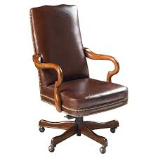 vintage leather office chair antique leather office chair