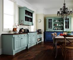painted blue kitchen cabinets house: beautiful painted color green kitchen cabinets ideas with wooden