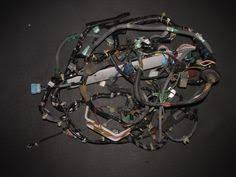 coupe trunks and interiors 96 97 98 honda civic oem headlight fuse box wiring harness