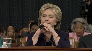 Image result for benghazi hearing clinton images