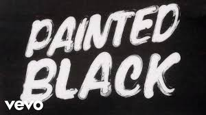 The <b>Rolling Stones</b> - Paint It, Black (Official Lyric Video) - YouTube