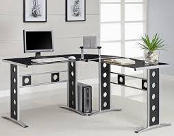 enchanting l shape wooden office desks awesome shaped office desk