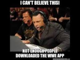 Best WWE Funny Moments and Memes Part 1 - YouTube via Relatably.com