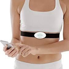 SnapECG B10 <b>Wireless Wearable Portable EKG</b> Monitor ...