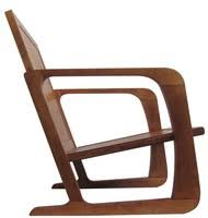 kem weber american art deco arm chair for mueller furniture co art deco replica furniture