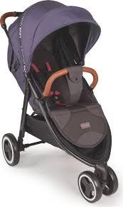 <b>Коляска</b> прогулочная <b>Happy Baby Ultima</b> V3, фиолетовый ...