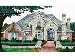 Gothic Revival House Plans at Dream Home Source   Victorian Style    DHSW