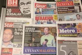 Image result for anwar ibrahim ke penjara