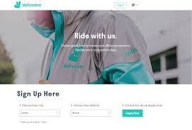 deliveroo job referral code £50 extra when you start working for deliveroo job £50 referral when you apply online code