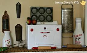 Vintage Farmhouse Kitchen Decor Sunny Simple Life Farmhouse Kitchen Love