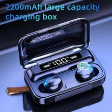 Best value <b>Bluetooth 5.0 Wireless</b> Earbuds with Charging Case ...