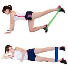 <b>6pcs</b>/Set Yoga Tension Latex Loop Gym Crossfit Strength ...