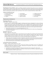 examples of warehouse resumes   riixa do you eat the resume last resume examples for warehouse manager cover letter builder