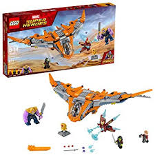 Amazon.com: LEGO <b>Marvel Super Heroes</b> Avengers: Infinity War ...