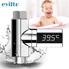 Home Water Shower <b>LW 101 Led</b> Display Flow Water Shower ...