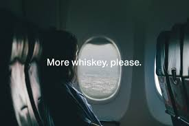 most annoying questions you can ask a flight attendant journal more whiskey please just just give me like seven of those little bottles