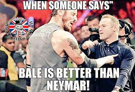 Wayne Rooney jokes & memes sweep the internet after slap on WWE ... via Relatably.com
