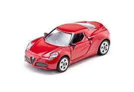 <b>Машина Alfa</b> Romeo 4c 1451 <b>Siku</b> — купить в Москве в интернет ...