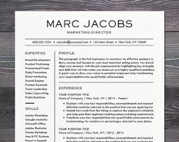 modern resume template cv template for word mac or pc professional design free cover letter creative modern teacher the marc modern professional resume templates