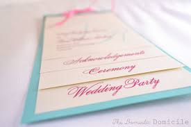 wedding program template laveyla com 17 best images about able templates