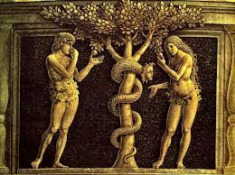 Image result for images biblical - eve and the snake