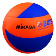 <b>Мяч волейбольный MIKASA MVA380K</b>-OBL, размер 5, PVC ...