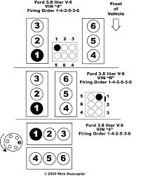similiar ford 4 2 firing order diagram keywords ford taurus firing order diagram moreover 2005 ford explorer spark