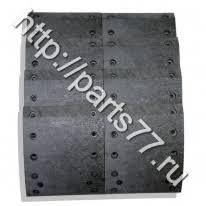 1876101730, <b>Накладки</b> тормозные <b>передние</b> (комплект 8 шт ...