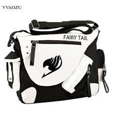 Fashion Japan <b>Style Anime Fairy</b> Tail Messenger Bag Brand New ...