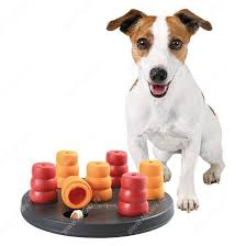 Развивающая <b>игрушка для собак Trixie</b> Mini Solitaire - Интернет ...