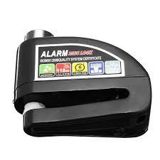 Metal <b>Motorcycle</b>/<b>Scooter Disc</b> Brake Lock with Audio-able Alarm ...