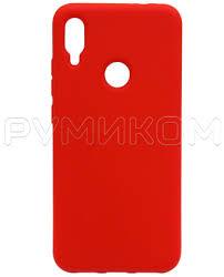 Купить Чехол <b>Hard Case BoraSCO</b> для Redmi Note 7 (красный) в ...