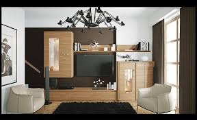 5 brown white black lounge charm impression living room lighting ideas