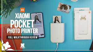 <b>Xiaomi</b> - Pocket Photo <b>printer</b> - Full Walkthrough Review [Xiaomify ...