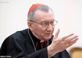 Image result for cardinal pietro parolin