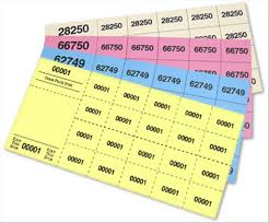 Buy Chinese Raffle Tickets Chinese Raffle Tickets - 20 Tickets Per Sheet