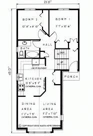 Raised Bungalow House Plans   Nauta Home Designs   Ontario CanadaRaised Bungalow House Plan RB Floor Plan